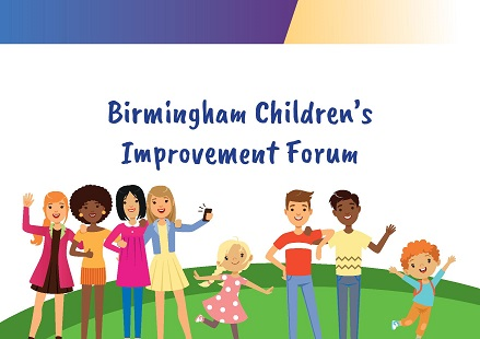 Bham Childrens Improvement Forum cover