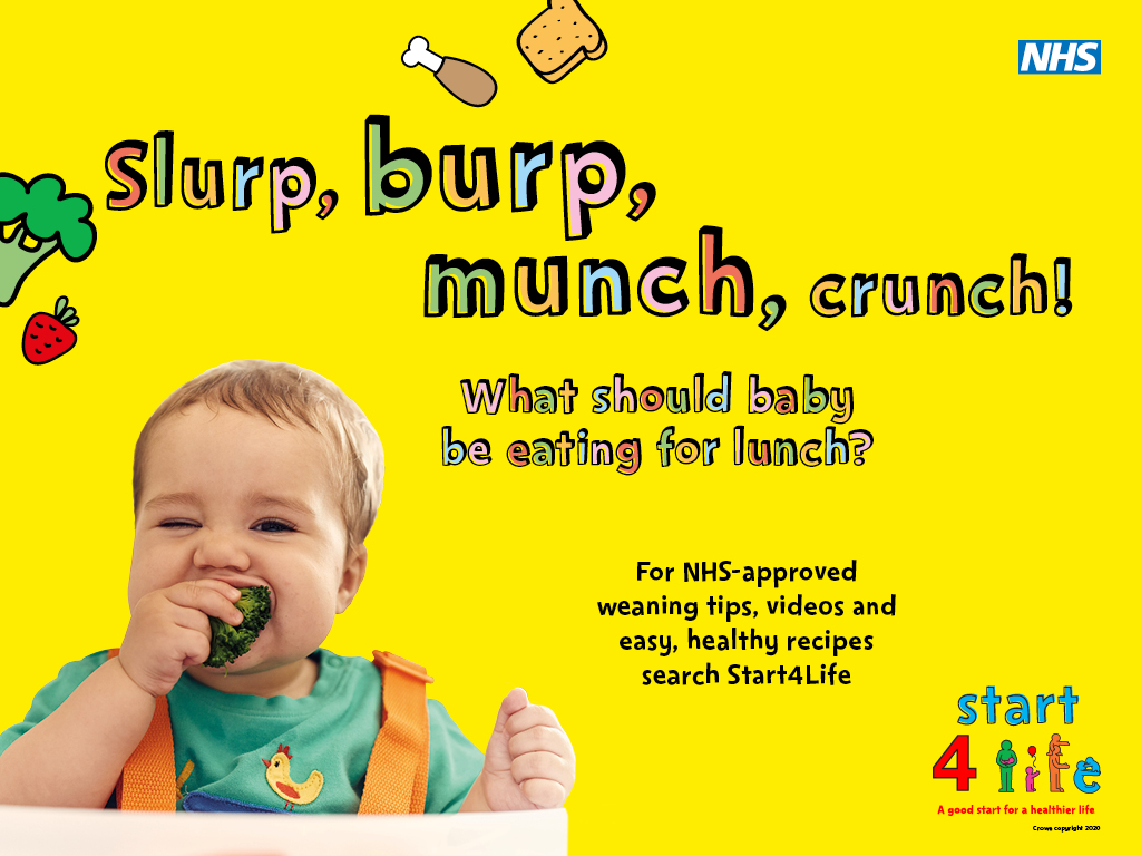 Weaning poster digital